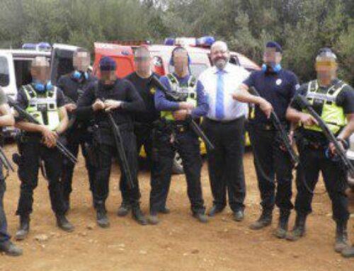 LA POLICIA LOCAL, EN EL PUNT DE MIRA