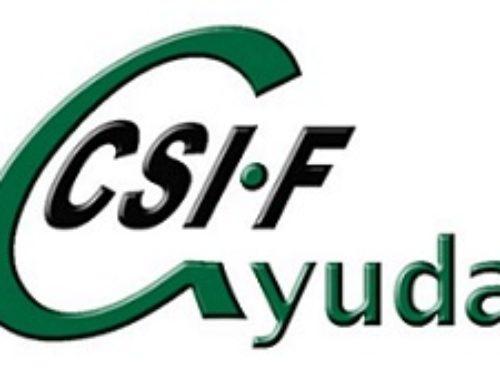 CSIFayuda encuesta acoso laboral